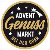 Advent Genussmarkt bei der Oper